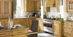 Traditional Fitted Kitchen Ranges